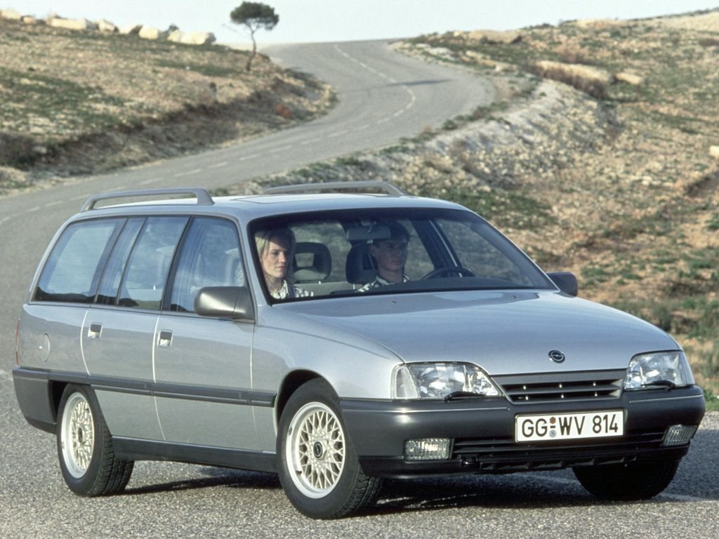 Opel Omega A Caravan 20i 99 Hp